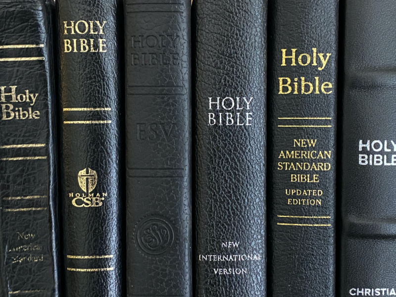 Which Bible Translation Should I Read?